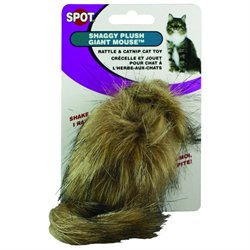 Ethical Pet Products Ethical Pet Cat Toys Squeaky Fur Mouse