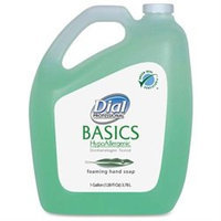 Dial Basics Foaming Hand Soap, Original, Fresh Scent, 1 gal Bottle