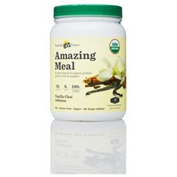 Amazing Grass Amazing Meal Powder, Vanilla Chai