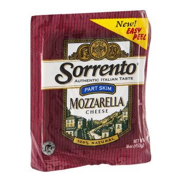 Sorrento Cheese Mozzarella
