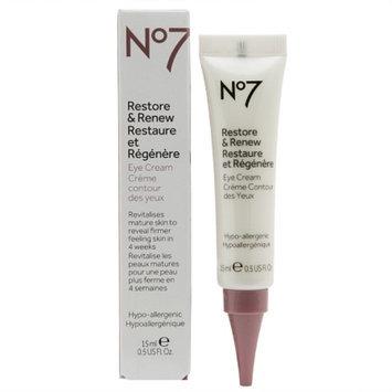 Boots No7 Restore & Renew Eye Cream