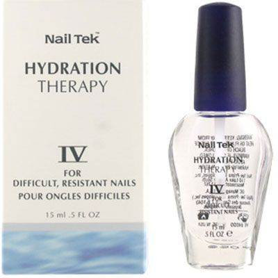 Nail Tek Hydration Therapy IV - For Difficult, Resistant Nails