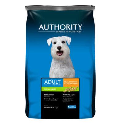 AuthorityA Small Breed Adult Dog Food