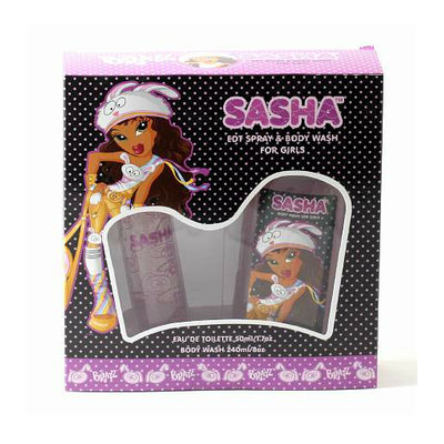 Bratz Sasha for Girls Gift Set