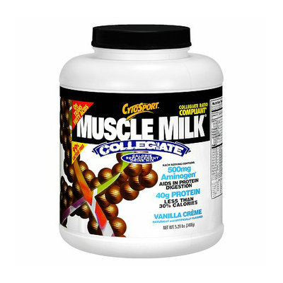CytoSport Muscle Milk Collegiate Calorie Replacement Mix
