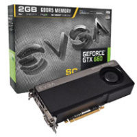 EVGA GeForce GTX 660 Superclocked Graphic Card - 1046 MHz Core - 2 GB GDDR5 SDRAM - PCI-Express 3.0 x16