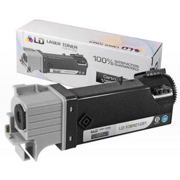 LD Xerox Phaser 6130 / 6130N Compatible 106R01281 Black High Yield Laser Toner Cartridge