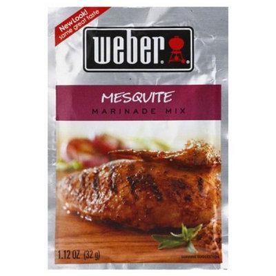 Weber Marinade Mix Mesquite