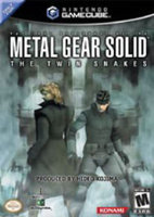 Konami Metal Gear Solid: The Twin Snakes