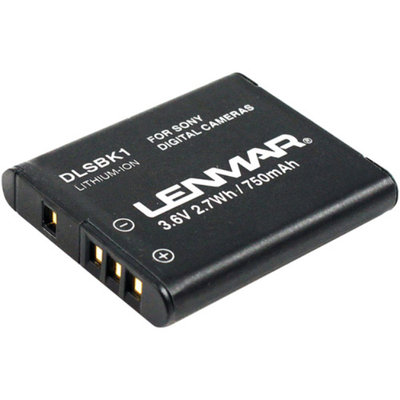 Lenmar Battery replaces Sony NP-BK1 - Camera Battery