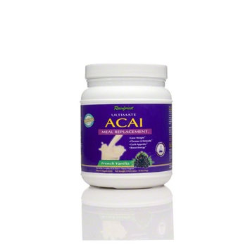 Rainforest Ultimate Acai Meal Replacement, French Vanilla 16.79 oz (476 g)