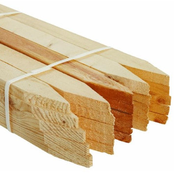 8-Pack 17.75-in Wood Landscape Stakes STK1218MO