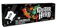RedOctane PS2 Controller Guitar Hero SG Guitar