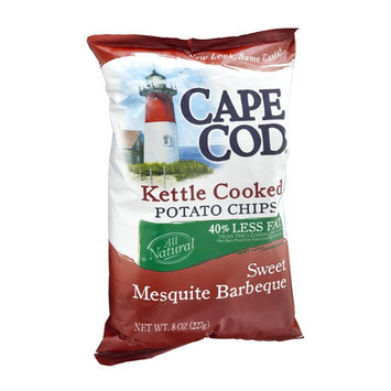 Cape Cod All Natural Sweet Mesquite Barbeque Kettle Cooked Potato Chips
