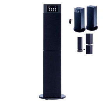 Craig Bluetooth Stereo Home Theater & Tower Speaker System