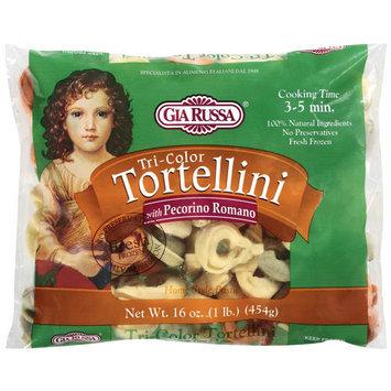 Gia Russa Tri-Colored Tortellini, 16 oz