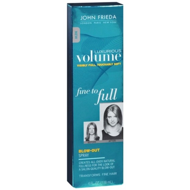 John Frieda Luxurious Volume Fine to Full Blow Out Spray