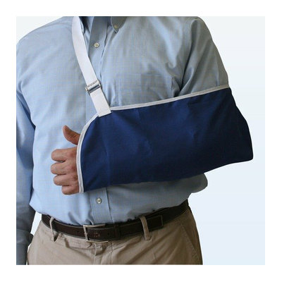 NYOrtho Arm Sling with Metal Buckle in Navy