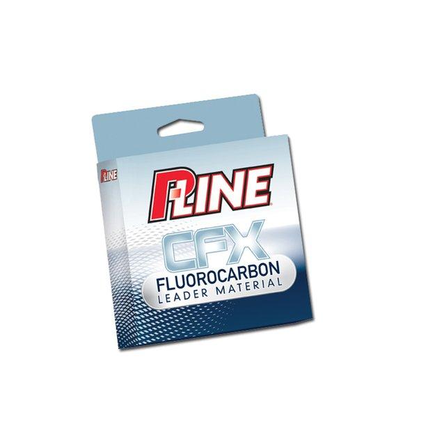 P-line P-Line CFX-Fluorocarbon Leader 25M