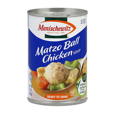 Manischewitz Chicken Matzo Ball Soup