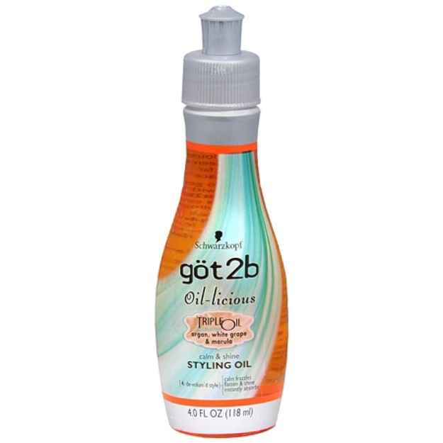 göt2b® Oil-licious Calm & Shine Styling Oil for Hair