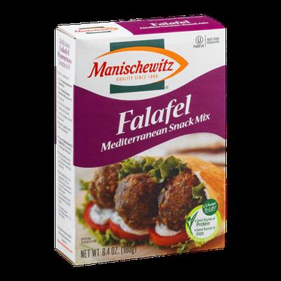 Manischewitz Falafel Mediterranean Snack Mix