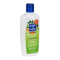 Kiss My Face Conditioner Whenever for All Hair Types Green Tea & Lime