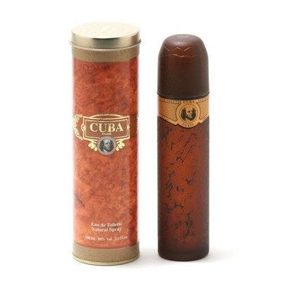 Etailer360 Cuba Gold by Cuba, 3.3 oz Eau De Toilette Spray for men