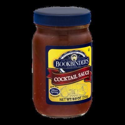 Bookbinder's Cocktail Sauce