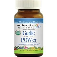 Garlic Power 60 Gram by Eclectic Institute Inc