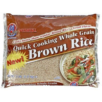 Nishiki Brown Rice Quick Cooking, 5-pounds