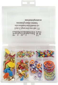 Creative Impressions TROPICAL EMBELLISHMENT KIT - CREATIVE IMPRESSIONS