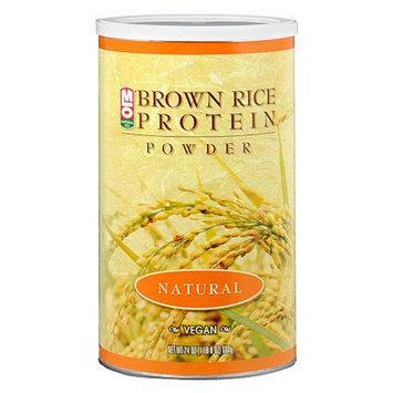 MLO Brown Rice Protein Dietary Supplement Powder