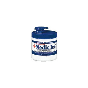 Medic Ice - 16 ounce Pump Dispenser