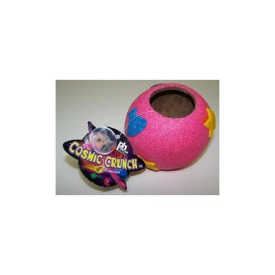 Prevue Pet Products SPV21718 Natural Calcium Cosmic Crunch Hamster Hut Chew Toy