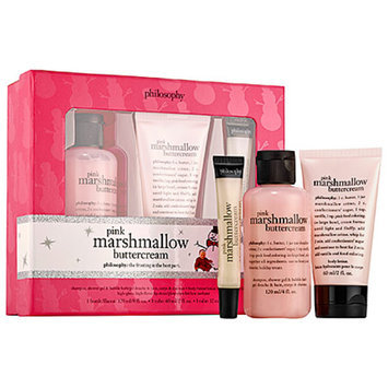 philosophy pink marshmallow buttercream trio, 1 set