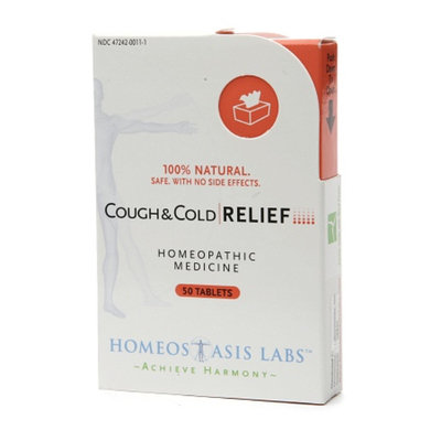 Homeostasis Labs Cough & Cold Relief