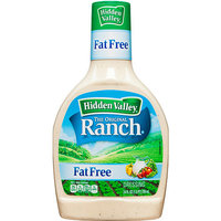 Hidden Valley Original Ranch Fat Free Dressing, 24 Fluid Ounce Bottle