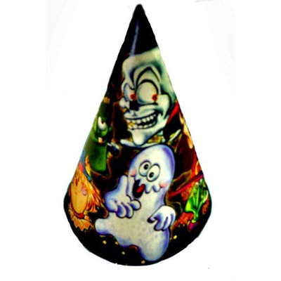 nknown Halloween Party Hats - Monster Squad - Package of 8