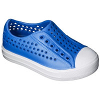Toddler Boy's Slip On Sneaker - Blue 8-9