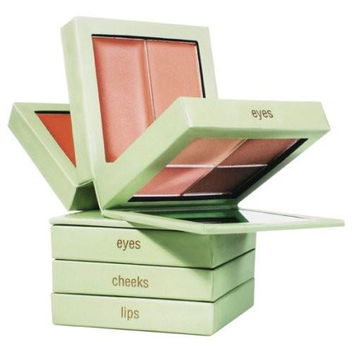 Natural Mineral Kit - No.3 St. Tropez ( 4x Eye Color + 2x Cheek Color + 2x Lip Gloss ) - Pixi - MakeUp Set - Natural Mineral Kit - 17g/0.6oz