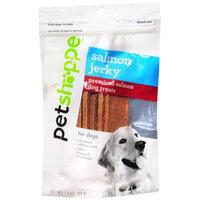 Pet Shoppe Jerky Dog Treats, Salmon, 3.5 oz