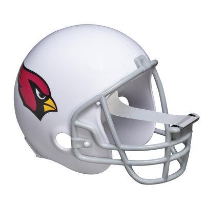 Scotch Magic Tape Dispenser Arizona Cardinals Football Helmet - Holds Total 1 Tape[s] - Refillable - White (c32helmetari)