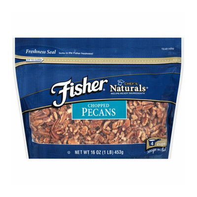 Fisher Chef's Naturals Chopped Pecans