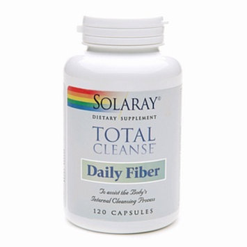 Solaray Total Cleanse Daily Fiber