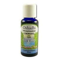 Oshadhi - Essential Oil, Lemongrass Extra Organic, 30 ml