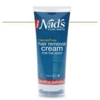 NADS HAIR REMOVAL H/F CRM MENS Size: 6.8 OZ Health and Beauty
