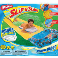 Wham-O Slip 'N Slide Wave Rider with Bonus Slide Boogie