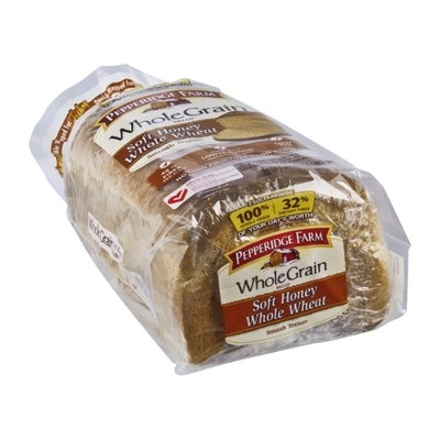 Pepperidge Farm Soft Honey Whole Wheat Bread