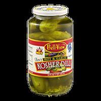Bell-View Kosher Dills Hot & Garlic